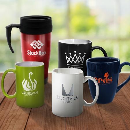 custom mug printing giveaway coffee mugs uprinting